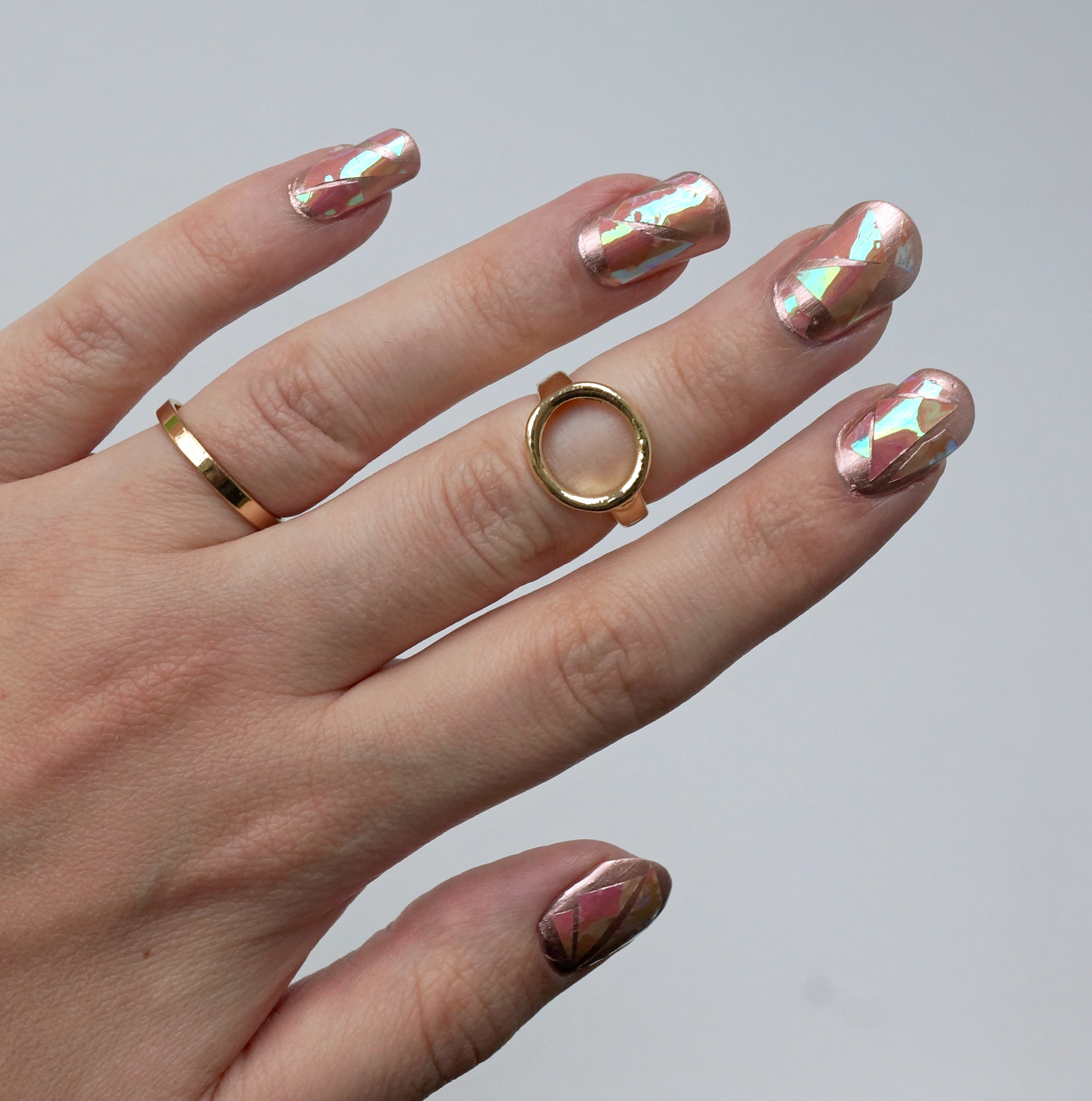 Your Christmas Mani... NAILED!