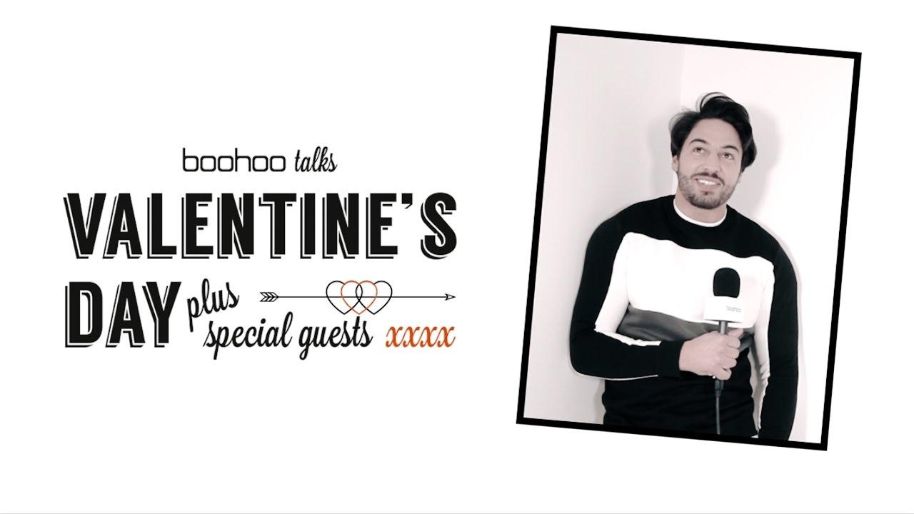 boohoo talks Valentine's Day