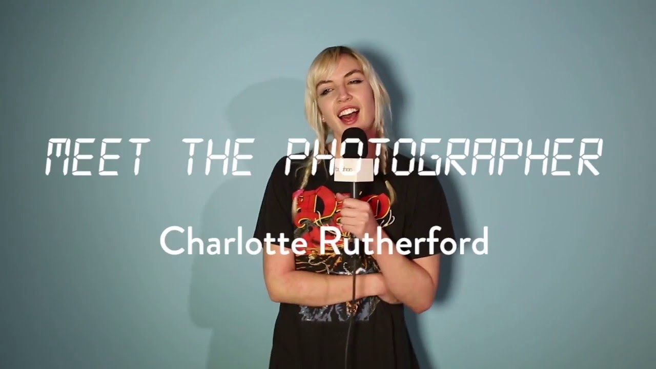 Meet The Photographer | Charlotte Rutherford | Charli XCX 4 boohoo