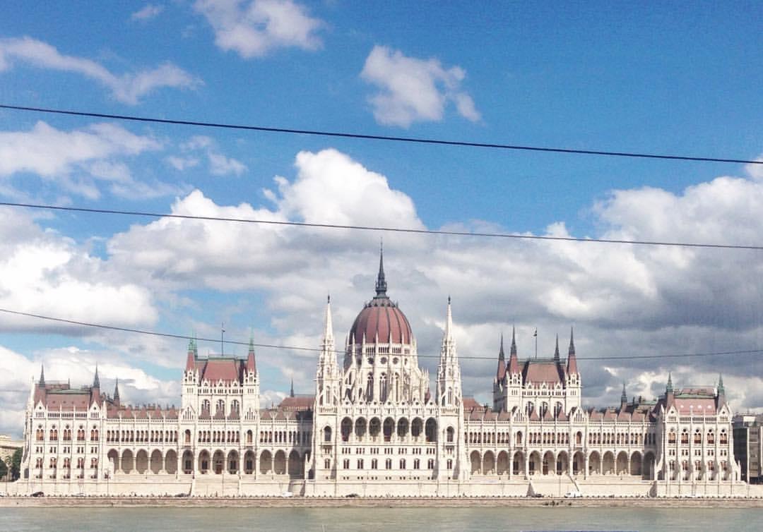 Summer In... Budapest
