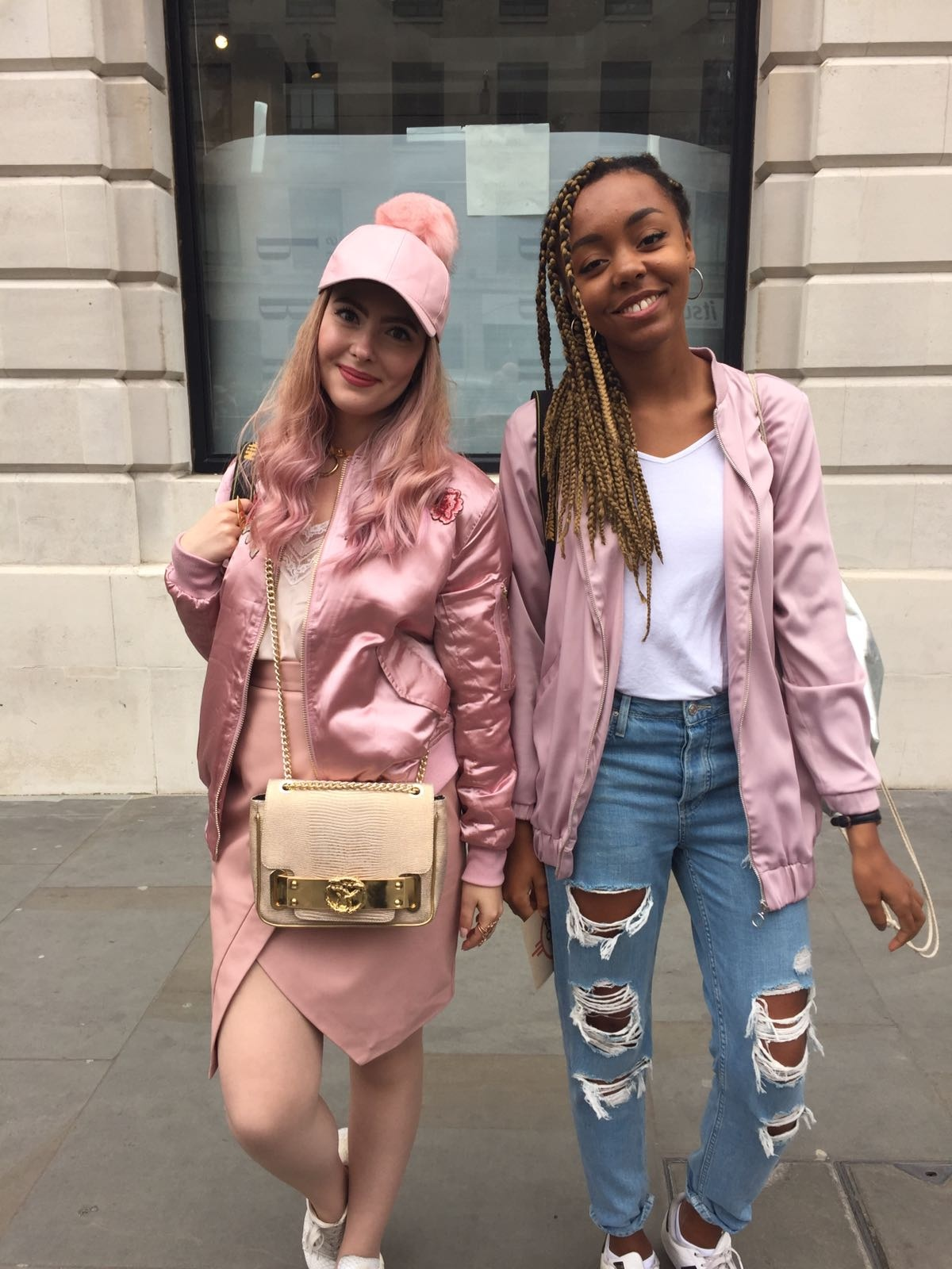 Style On The Streets of LFW