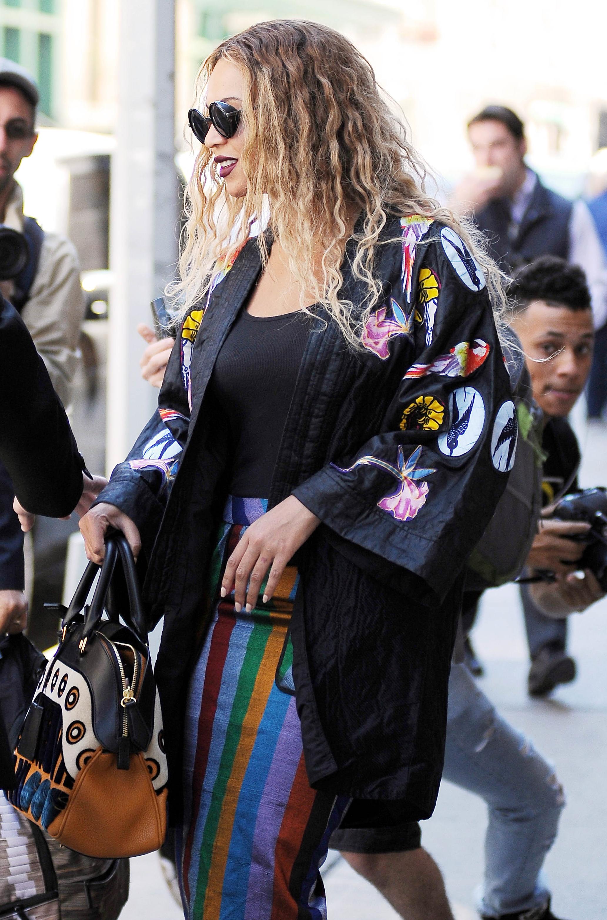 Sunday Girl: Beyoncé