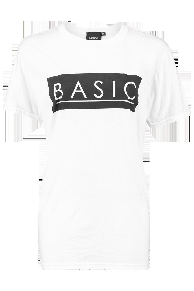 Ella Basic Tee >