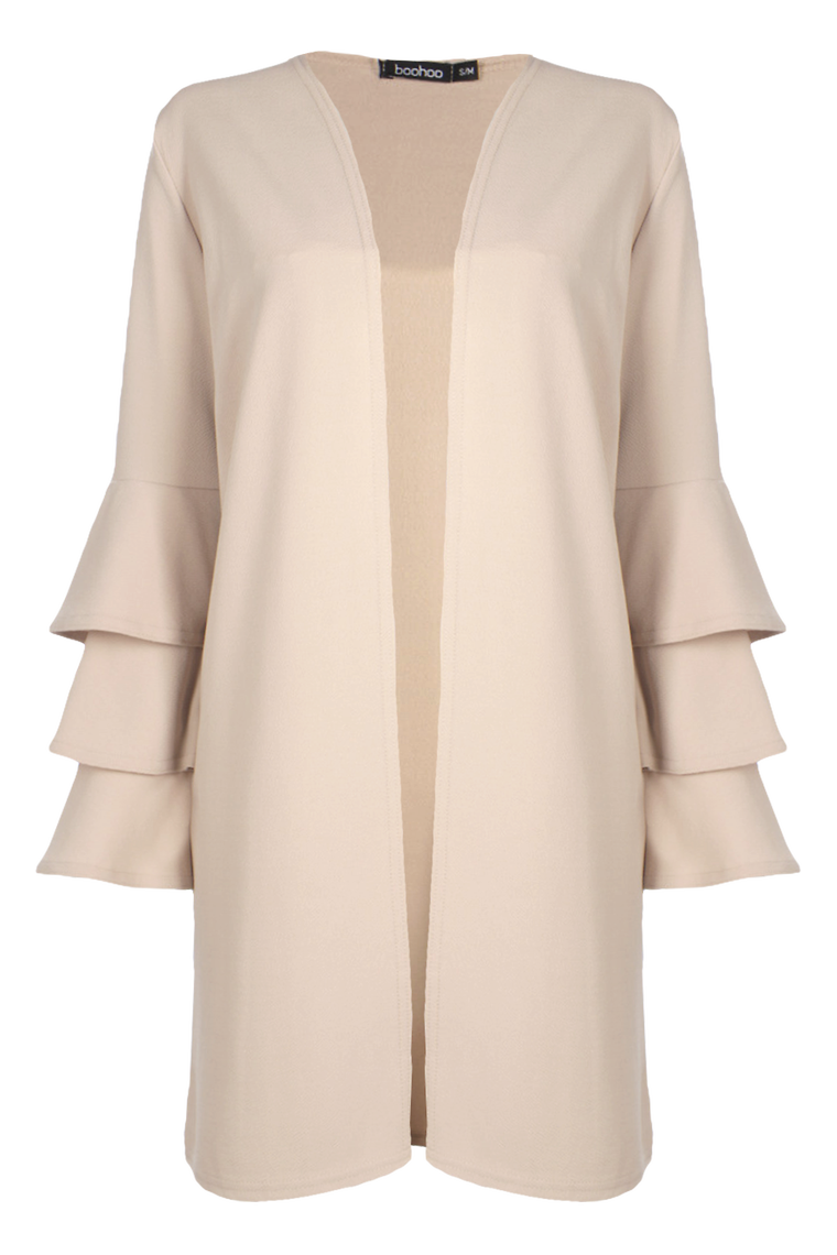 Kerry Frill Sleeve Duster >