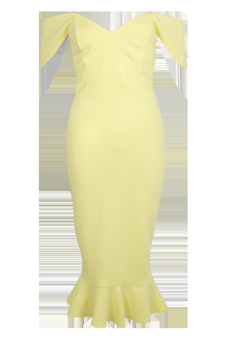Mai Midi Dress >