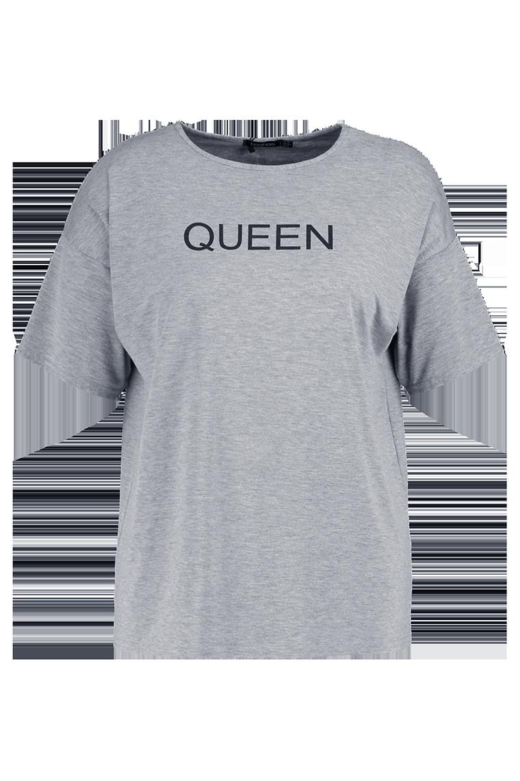 Queen Slogan Tee >