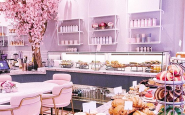 This London Café Is An Instagram Dream