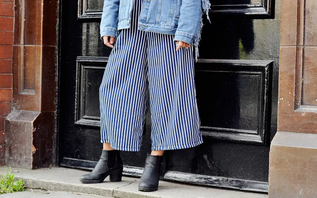 How To: Style Culottes