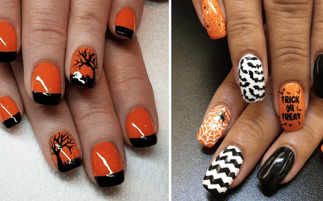 Halloween Nail Art To Get You Inspired...