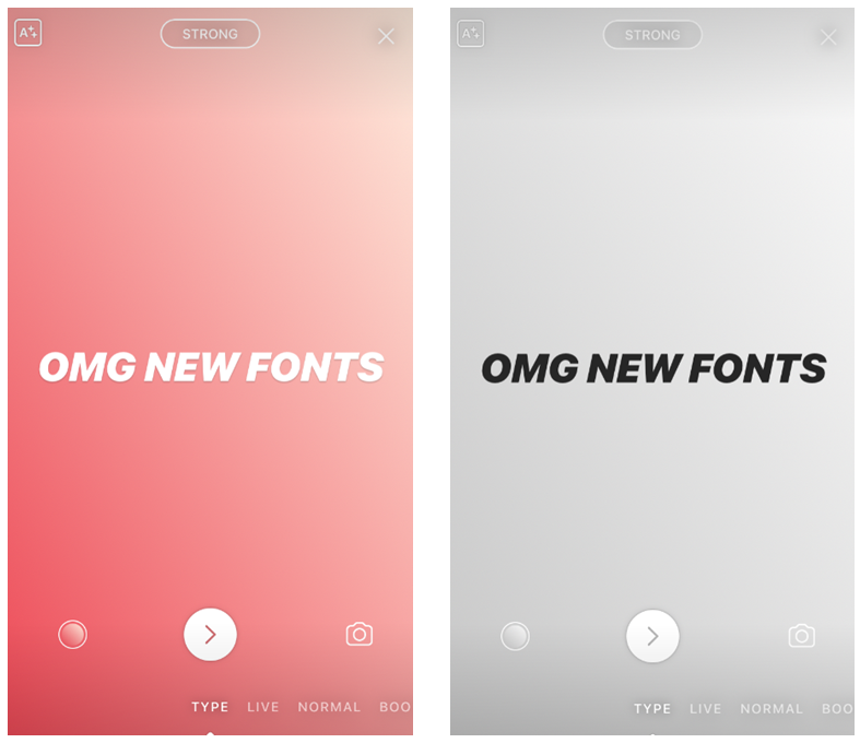 Beauty Font For Instagram: There's New Fonts On Instagram Stories And The Internet